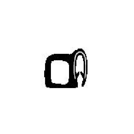 kantprofiel klemprofiel 1-4 mm celrubber kamer